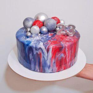 Торт Бисвкитный Ягодный торт в Polverol Киев