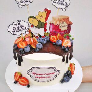 Торт бисквитный вариант 31 в Polverol Киев