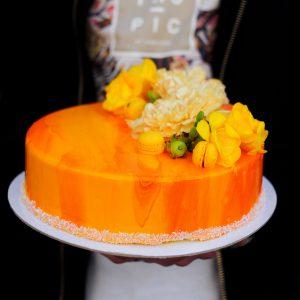 Торт муссовый Тропик вариант 1 в Polverol Киев
