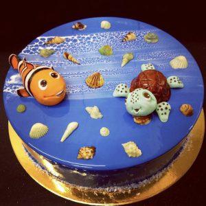Торт муссовый вариант 19 в Polverol Киев