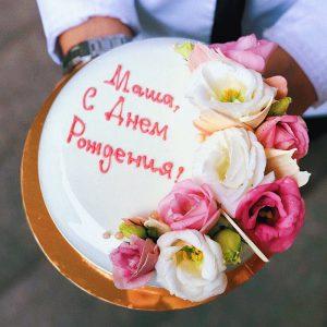 Торт муссовый вариант 43 в Polverol Киев