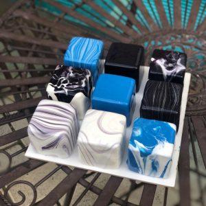 Торт VIP Куб в Polverol Киев вариант 2