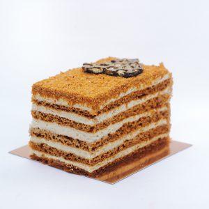 Тортик Медовик в Polverol Киев