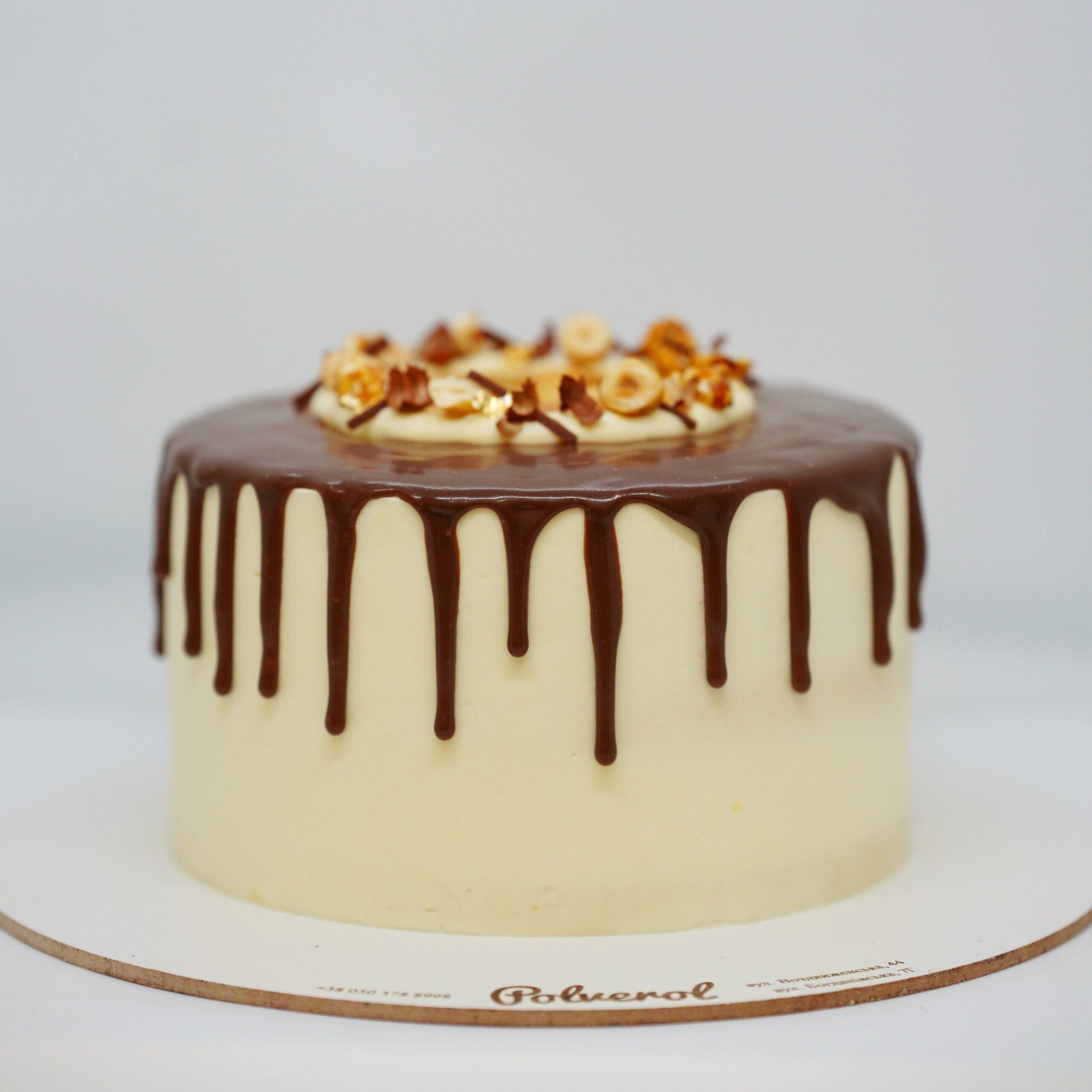Торт Снікерс