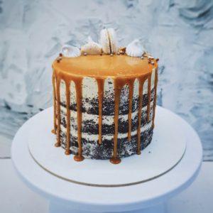 Торт бисквитный вариант 12 в Polverol Киев
