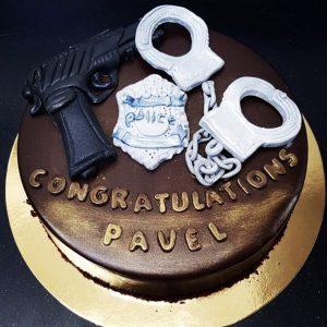 Торт бисквитный вариант 20 в Polverol Киев