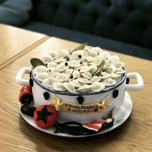 Торт бисквитный вариант 25 в Polverol Киев