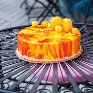 Торт муссовый Тропик в Polverol Киев
