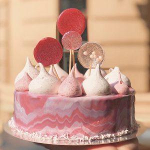 Торт муссовый вариант 23 в Polverol Киев