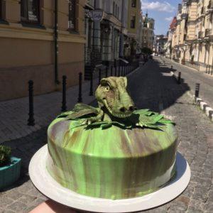 Торт муссовый вариант 8 в Polverol Киев