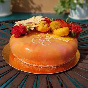 Торт муссовый вариант 9 в Polverol Киев