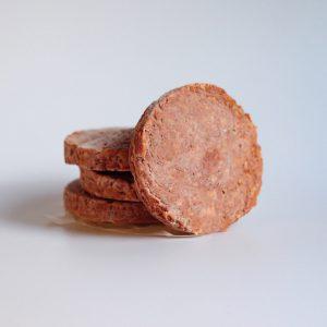 Котлета бургерная из телятины