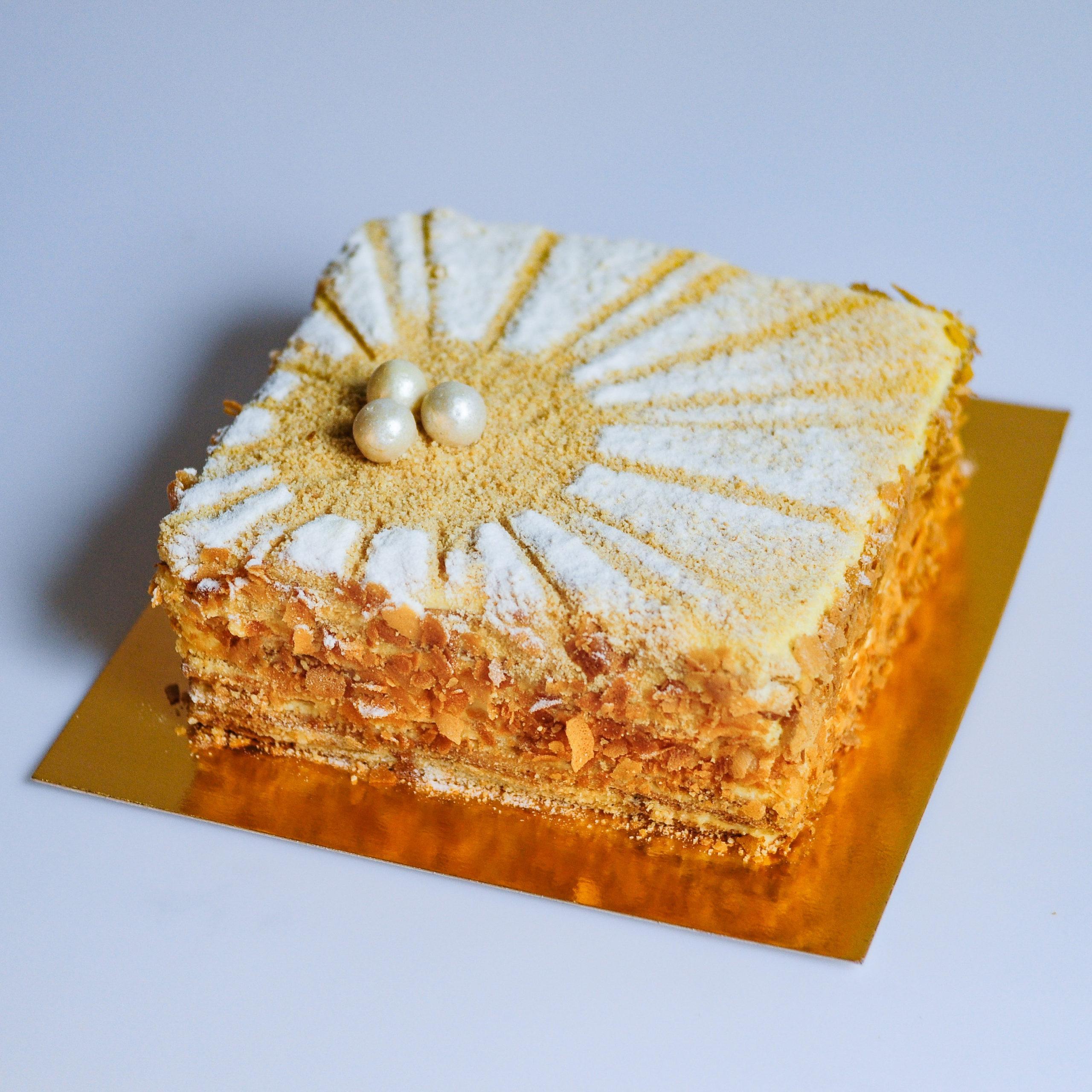 Тортик Наполеон(новый) в Polverol Киев